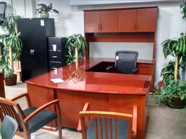 Used Office Furniture Desks Files Chairs And